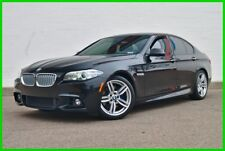 BMW 5-Series 550i xDrive AWD M-Sport Sedan - CPO