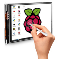 """Raspberry Pi 3.5"""" Touch Screen Monitor LCD Display Module Kit for Pi 3 B+ Plus"""