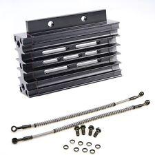 CNC Oil Cooler Kit Radiator Cooling 50 70 90 110 125cc Dirt Bike Motorcycle AU