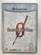 Nintendo GameCube RESIDENT EVIL ZERO PAL