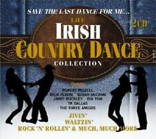 IRISH COUNTRY DANCE COLLECTION - SAVE THE LAST DANCE FOR ME 2CD