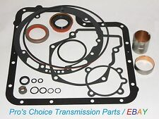 **COMPLETE**External Seal Kit with Bushings---Fits 1966 To 1996 C6 Transmissions