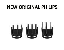 Peine Original Cortadora De Cabello 9 12 16 mm Para Philips BEARDTRIMMER Trimmer...