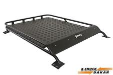 Roof rack + aluminum plate Suzuki Jimny Off-Road and Expedition XSHOCKDAKAR