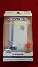 Evangelion - Rei Ayanami Eva 00 iPhone 3GS Protective Case With Built in Battery