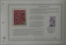Document Artistique DAP 357 1er jour 1978 Sport pour tous