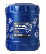 Mannol HYPOID GETRIEBEOEL 10L Gear Oil SAE 80W-90 API GL 4/GL 5 LS MIL-L 2105 D