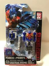 Transformers Power Of The Primes Vector Prime Figurine New Sealed