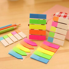 New Index Sticker Marker Post-It Note Bookmark Memo Tab Flags Easy to Use#