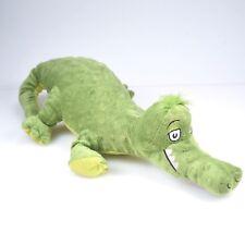 Dr Suess Kohls Cares for Kids Abc Alligator Plush 2012 Green Stuffed Animal