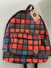 BNWT  ROXY WOMENS BACKPACK BAG  RUCKSACK School College University
