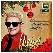 Heino - Mit Weihnachtlichen Grusen [New CD] Germany - Import