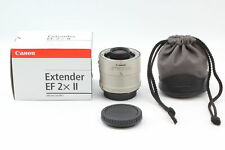 ☆[TOP MINT in Box] Canon Extender EF 2X II Teleconverter Lens for EOS From JAPAN