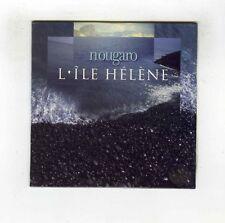 CD SINGLE PROMO (NEUF)CLAUDE NOUGARO L'ILE HELENE