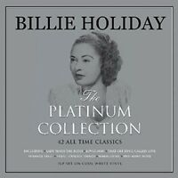 Billie Holiday - Platinum Collection (White Vinyl) [New Vinyl LP] Colored Vinyl,