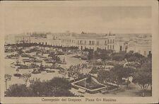 Argentina Concepcion Del Uruguay Plaza Gral Ramirez Fkl N°418