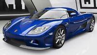 Forza Horizon 4: Koenigsegg CCX & Other rare cars
