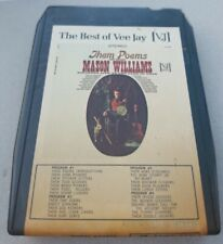 The Best of Vee Jay  8track Tape Cartridge