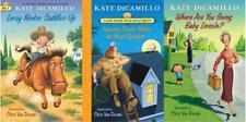 TALES FROM DECKAWOO DRIVE Children's Series by Chris Van Dusen Set of Books 1-3