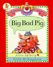 Big Bad Pig (Red Nose Readers), Ahlberg, Allan, New Book