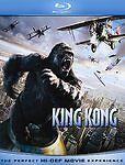 King Kong Blu-Ray Peter Jackson(Dir) 2005