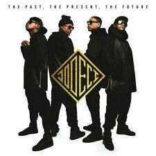 The Past, The Present, The Future, Jodeci - (Compact Disc)