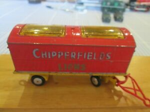 Corgi No.1123 - Chipperfields Circus Animal Cage -Unboxed