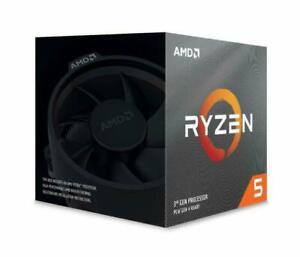 AMD CPU Ryzen 5 3600X Hexa-core 6 Core 12 Thread 3.80GHz Processor Socket AM4