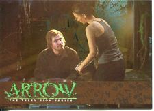 Arrow Season 1 Bronze Parallel Training Chase Card TR3