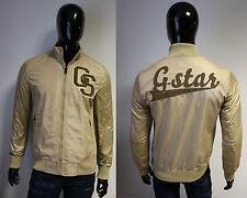 G-Star RAW Baseball Bond Bomber College Jacke Mantel Jacket LION Gr.L UVP299€