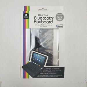 Bluetooth Keyboard for iPad mini - Ultra Thin - Open Box