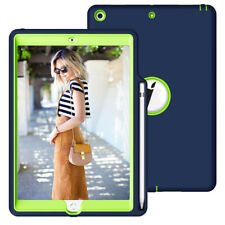 Case For Apple iPad 10.2 7th Generation 2019 Smart Shockproof With Pencil Holder