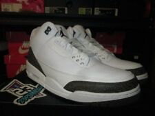 27fed51e082f SALE AIR JORDAN 3 RETRO WHITE MOCHA BROWN BLACK NEW 2018 III 136064 122 SZ 8