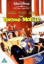 DVD:THE GNOME-MOBILE - NEW Region 2 UK