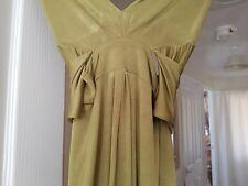 Fab Kookai Apple Green Halter Neck Dress ef31ac541