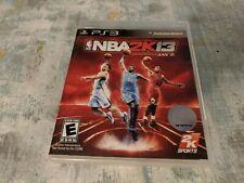 NBA 2K13 Sony PlayStation 3 - PS3 -