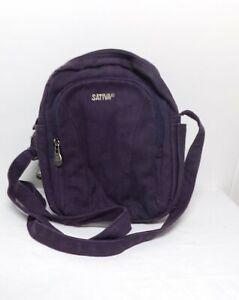 Sativa Crossbody Hemp Bag