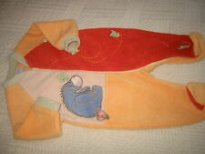 Pyjama chaud molleton Disney Winnie taille 6 mois  TRES BON ETAT