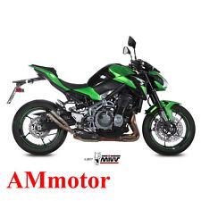 Mivv Kawasaki Z 900 2017 17 Terminale Di Scarico Marmitta Double Gun Moto