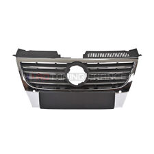 Grille Chrome VW Passat B7 of 01/2005 a 07/2010 with Holes for Sensors Radar