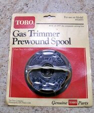 TORO Gas string trimmer Prewound spool 40 ft .095 line 92-3251 for model #51653