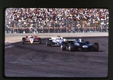 Unser/Holmes/Ongais - 1984 Caesars Palace Grand Prix Cart - Orig 35mm Race Slide