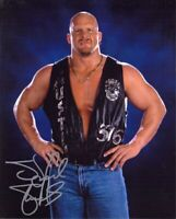Stone Cold Steve Austin WWE WWF Autographed Signed 8x10 Photo REPRINT