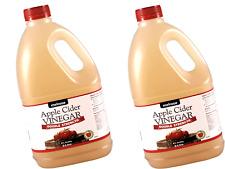 2 x 2L  MELROSE Apple Cider Vinegar Double Strength UNFILTERED ( 4L Deal )