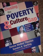 Closing the Poverty and Culture Gap : Strategies to Reach Every Student (2009, P
