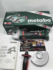 Metabo 18v Brushless Angle Grinder WB18LTX BL125