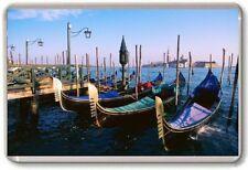 Venice Gondola Fridge Magnet 07 Free Postage