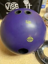 900 Global Honey Badger Urethane 15lb Right Hand Drilled Bowling Ball