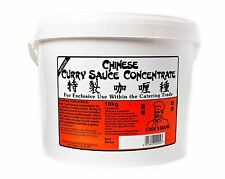 10kg Cooks Wing Yip Chinese Curry Sauce Concentrate takeaway restaurant Paste 10