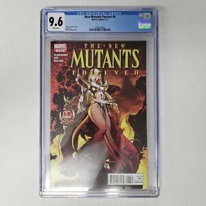 New Mutants Forever 4 CGC 9.6 White Pages Arthur Adams MAGIK cover Marvel Comics
